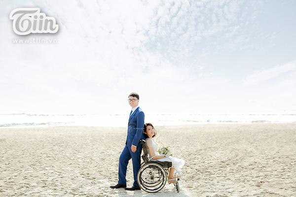 Chuyện tình cảm động của cặp đôi khuyết tật cùng vượt lên số phận để giữ lấy nhau-9