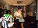 'Hot girl dân tộc' Thu Hương khiến ông xã khóc nấc khi tổ chức tiệc sinh nhật lãng mạn
