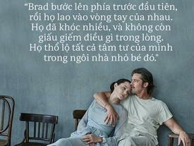 Tình yêu cũng cần một kỳ nghỉ, giống như cách Angelina Jolie và Brad Pitt đã làm để lại được ở bên nhau lần nữa