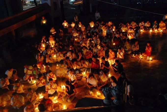 Phong tục độc đáo ngày lễ Vu Lan ở các nước châu Á-7