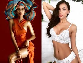 Hot girl Nga Tây 'đãi' thị lực người xem với bộ ảnh đánh dấu tuổi 27 không thể nóng hơn