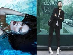 Gu thời trang sporty chic của Kim Dung - thí sinh 'nhạt' nhất mùa Next Top All Stars