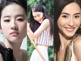 Truy tìm cô gái được mệnh danh là 'chị em thất lạc' với Lưu Diệc Phi và Trương Bá Chi