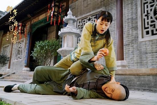 Nếu không phải Triệu Vy thì chỉ có Tôn Lệ mới diễn được Tiểu Yến Tử-10