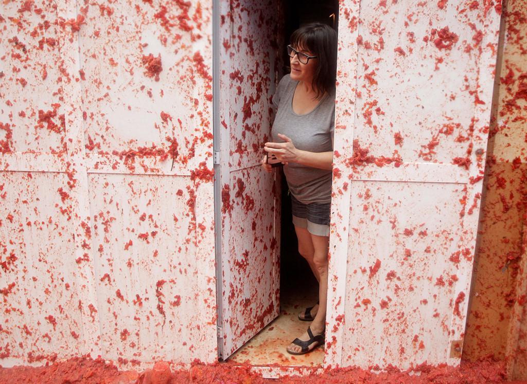 La Tomatina: Cuộc chiến cà chua lớn nhất thế giới-9