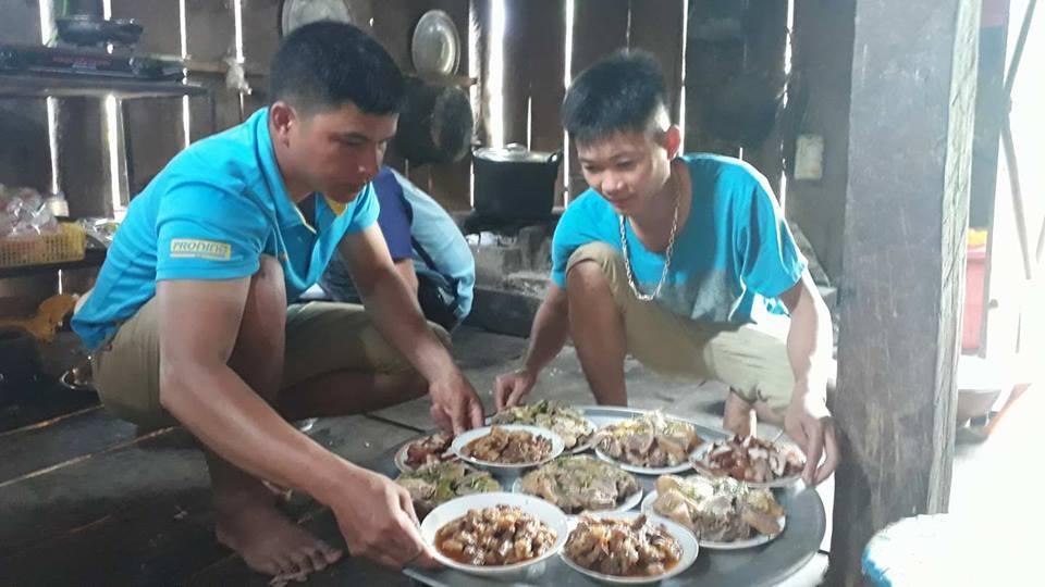Tết Xíp Xí, phong tục độc đáo của người Thái trắng ở Sơn La-2