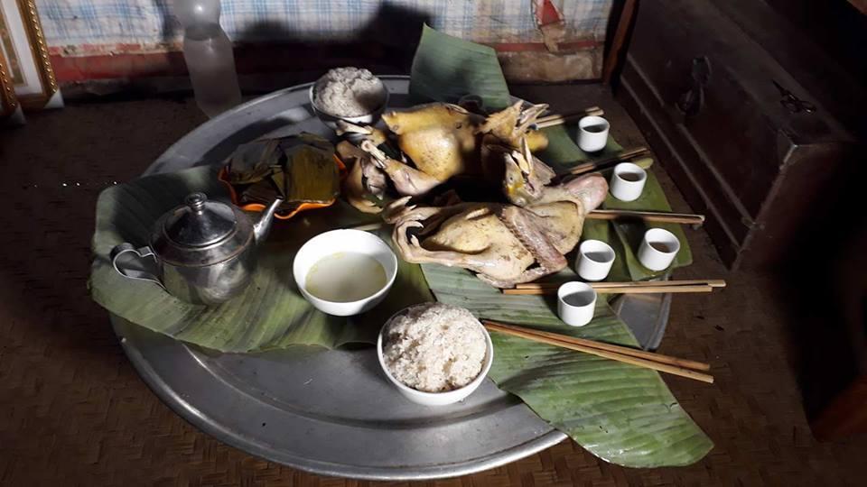 Tết Xíp Xí, phong tục độc đáo của người Thái trắng ở Sơn La-4