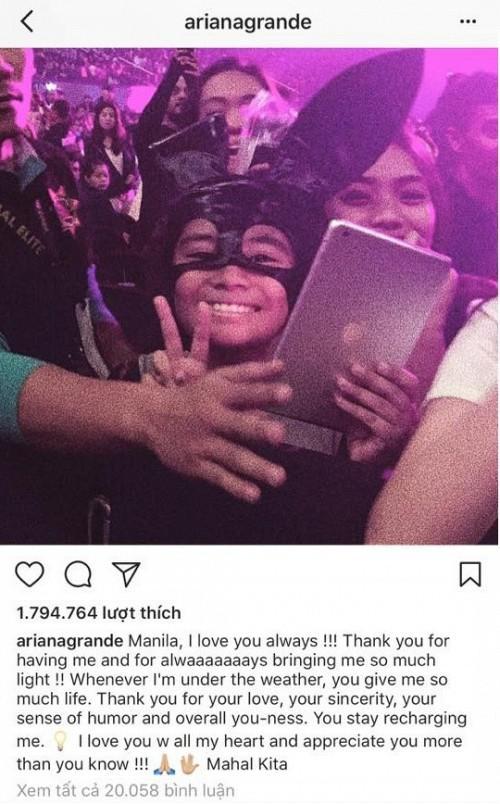 Ariana Grande và những lùm xùm làm mất lòng người hâm mộ-4
