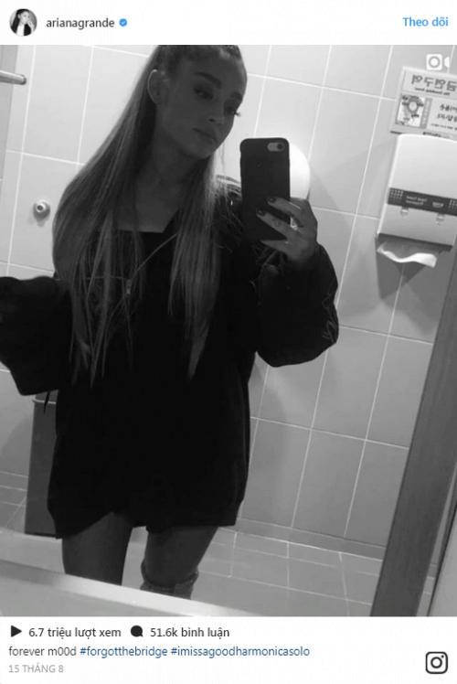 Ariana Grande và những lùm xùm làm mất lòng người hâm mộ-7