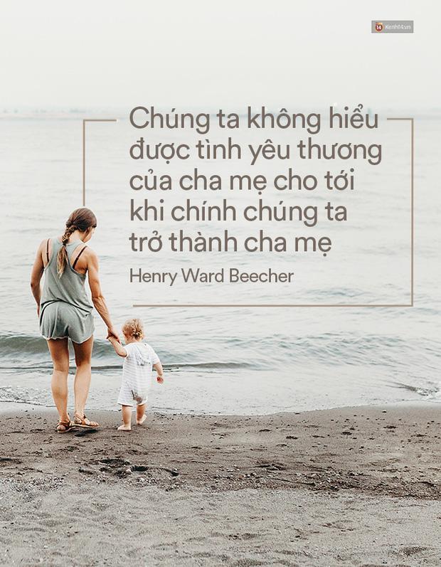 Ngày Vu Lan báo hiếu, đọc những trích dẫn hay nhất về cha mẹ để biết yêu thương nhiều hơn-1