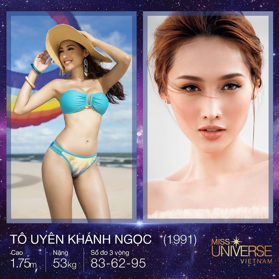 Sau Next Top, đến lượt dàn thí sinh The Face đổ bộ Hoa hậu Hoàn vũ Việt Nam 2017-1