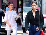 Chán sexy nổi loạn, Selena Gomez khoe street style giản dị đúng tuổi