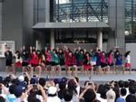 Vũ điệu vui nhộn có 1 - 0 - 2 của các 'quý cô' gây sốt cộng đồng mạng