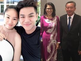 Lấy chồng trẻ, Lê Phương hưởng phước được cả gia đình ông xã quan tâm hết mực
