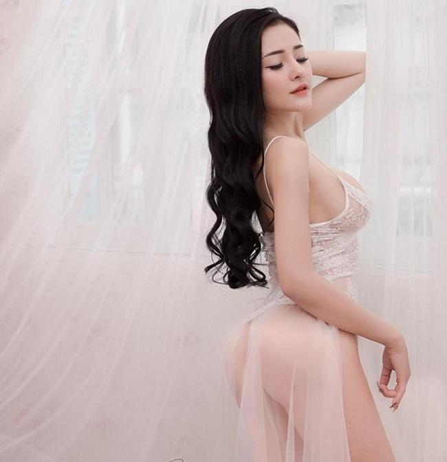 Nhờ đâu 4 mỹ nữ Việt nóng bỏng này có vòng ba hơn 1 mét?-5