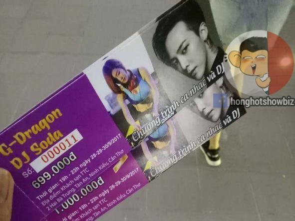 Đỉnh cao của nghệ thuật lừa đảo: mượn danh G-Dragon để PR cho đêm nhạc quy tụ dàn DJ Việt