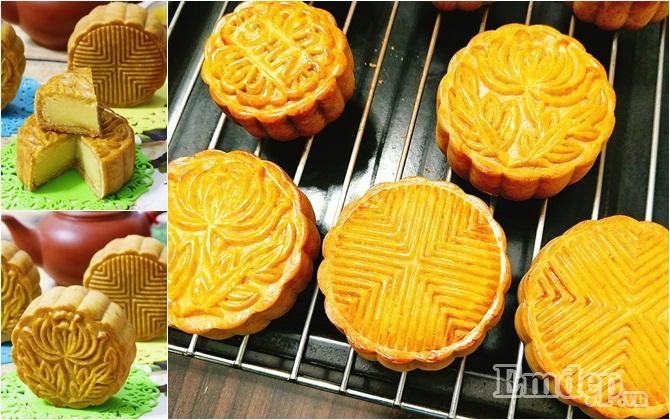 Để làm thành công món bánh nướng trung thu nhân đậu xanh, cần nắm vững những lưu ý dưới đây-1