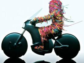 Top 10 mẫu xe môtô kì quặc nhất hành tinh (P1)
