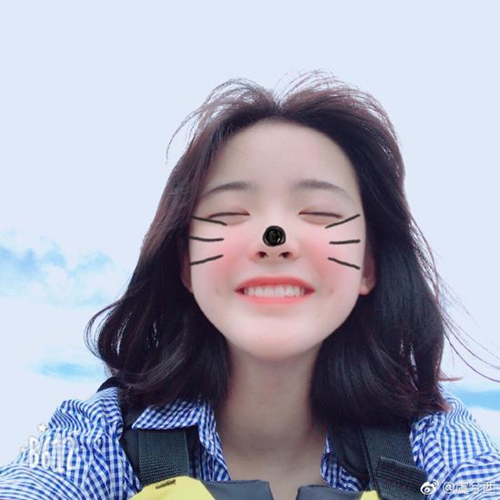 Nhan sắc đẹp xuất sắc của cô nàng lọt top 10 nữ sinh xinh đẹp nhất Trung Quốc-2