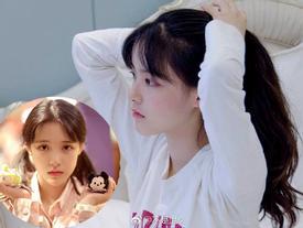Nhan sắc đẹp xuất sắc của cô nàng lọt top 10 nữ sinh xinh đẹp nhất Trung Quốc