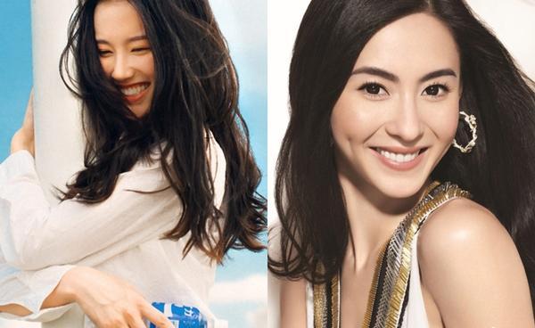 Nhan sắc đẹp xuất sắc của cô nàng lọt top 10 nữ sinh xinh đẹp nhất Trung Quốc-10