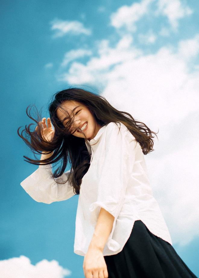 Nhan sắc đẹp xuất sắc của cô nàng lọt top 10 nữ sinh xinh đẹp nhất Trung Quốc-8