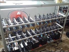 Bên trong 'chuồng trâu cày' Bitcoin cá nhân 2 tỷ đồng tại Việt Nam