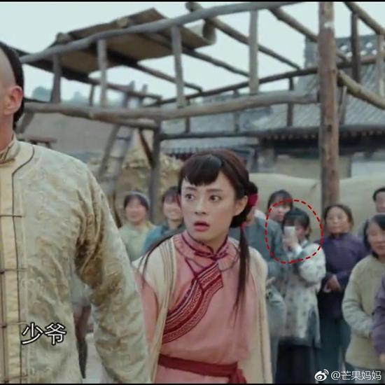 Gây sốt là thế nhưng phim hot của Tôn Lệ vẫn mắc lỗi sai ngớ ngẩn-5