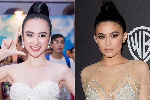 Angela Phương Trinh đã chán Phạm Băng Băng, gồng mình học style của Kylie Jenner?-3