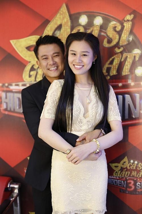 Fan giật mình nhận ra vợ mới kém 10 tuổi của Vân Quang Long quá giống Lê Phương-1