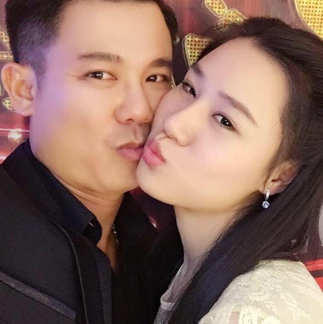 Fan giật mình nhận ra vợ mới kém 10 tuổi của Vân Quang Long quá giống Lê Phương-9