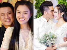 Fan giật mình nhận ra vợ mới kém 10 tuổi của Vân Quang Long quá giống Lê Phương