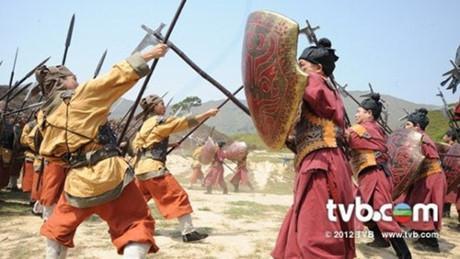 Trung Quốc chế nhạo cảnh nghèo nàn trong phim TVB-1