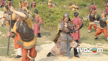 Trung Quốc chế nhạo cảnh nghèo nàn trong phim TVB-2