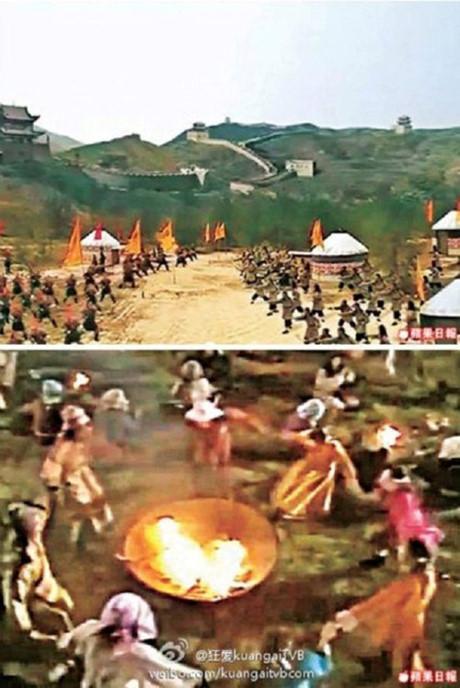 Trung Quốc chế nhạo cảnh nghèo nàn trong phim TVB-7