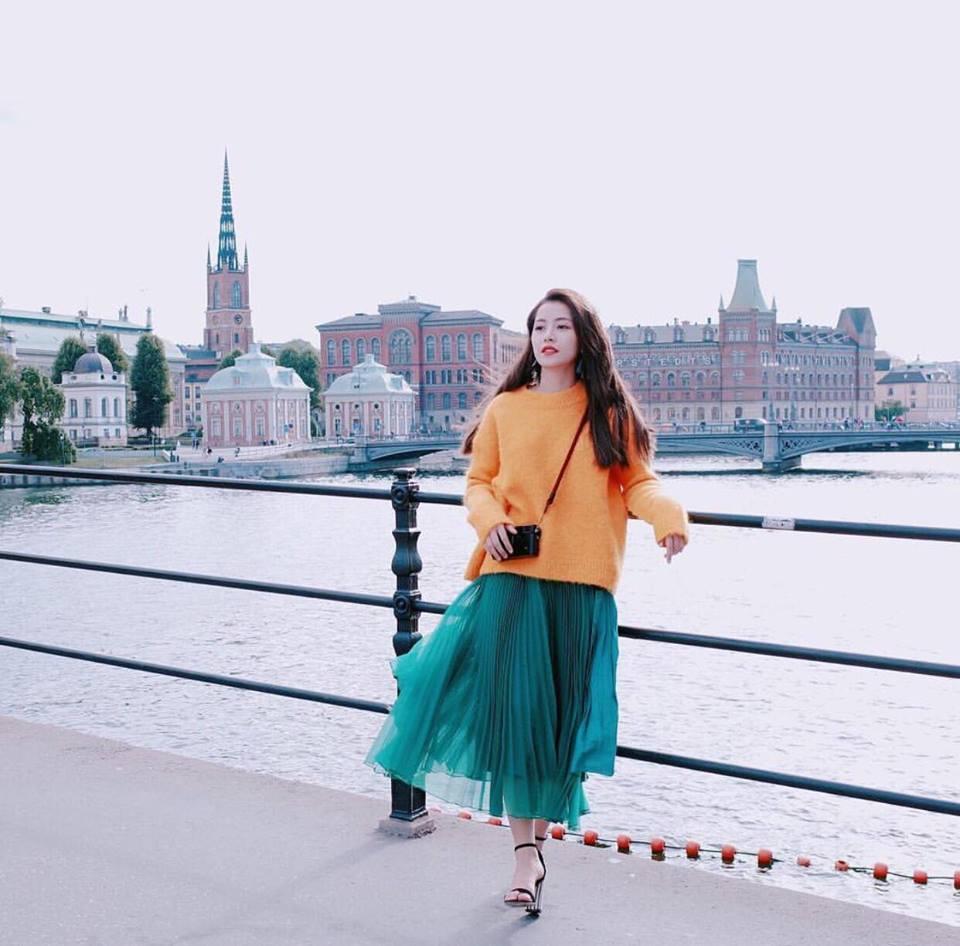 Chi Pu - Hoàng Ku cùng nhau đứng top 1 mặc đẹp nhất street style tuần này-1