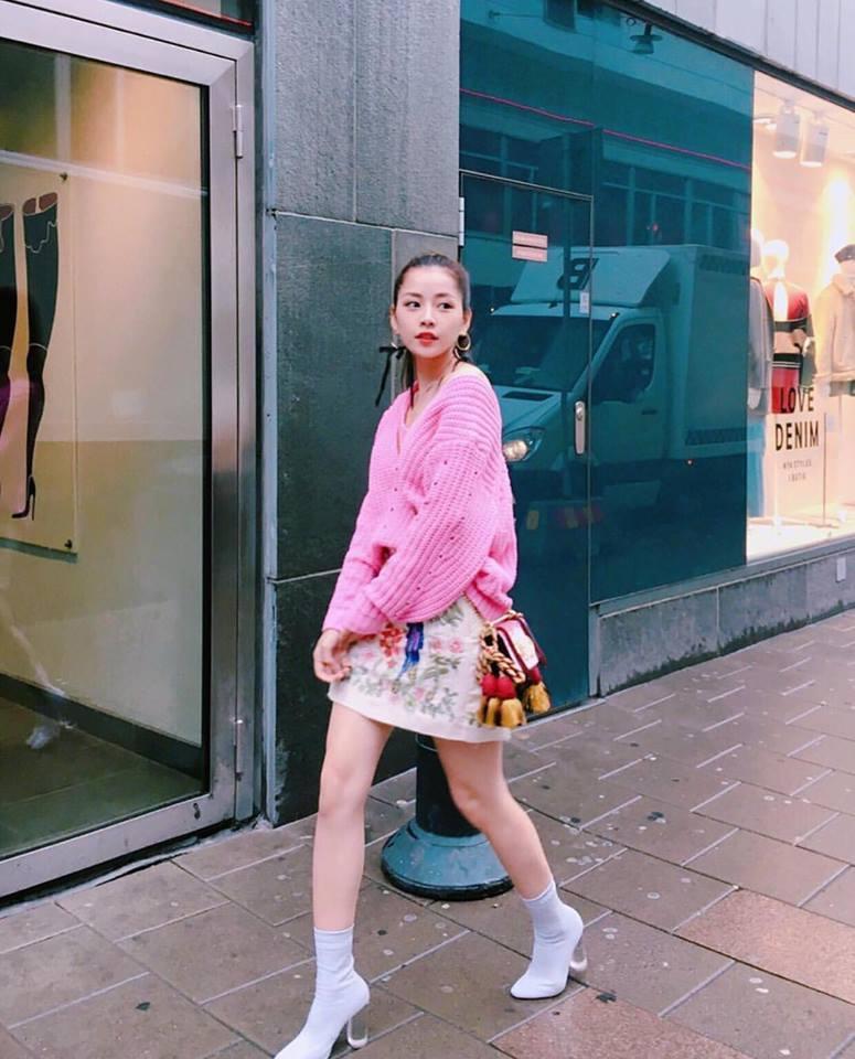 Chi Pu - Hoàng Ku cùng nhau đứng top 1 mặc đẹp nhất street style tuần này-2