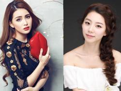 Côn Lăng và Park Soo Jin: Cuộc đổi đời ngoạn mục khi 'săn' được chồng trứ danh 'ông hoàng giải trí'