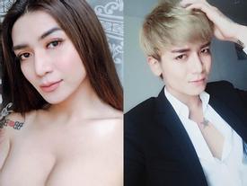 Hot girl - hot boy Việt 6/9: BB Trần bất ngờ khoe vòng 1 đẫy đà, quyến rũ