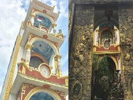 Biệt thự 'kỳ quái' ở Hưng Yên và những điều chưa biết lần đầu được chủ nhân hé lộ