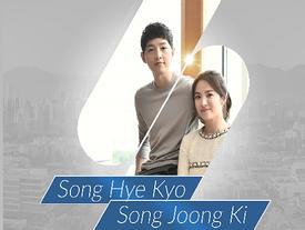 Song Hye Kyo và Song Joong Ki – trời định nhân duyên qua tướng mạo 'một cặp trời sinh'