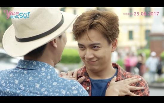Kiều Minh Tuấn cảm thấy bị xúc phạm khi phải hôn Ngô Kiến Huy-2