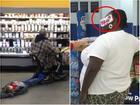 Ảnh hài: Muôn kiểu đi siêu thị của những 'dị nhân'