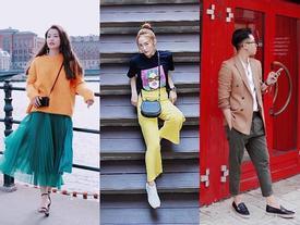 Chi Pu - Hoàng Ku cùng nhau đứng top 1 mặc đẹp nhất street style tuần này