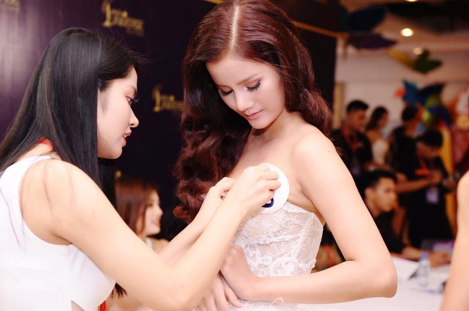 Quán quân Next Top 2015 Hương Ly bất ngờ dự thi Hoa hậu Hoàn Vũ Việt Nam-1