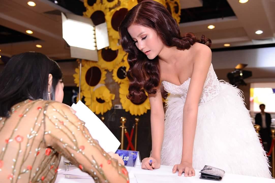 Quán quân Next Top 2015 Hương Ly bất ngờ dự thi Hoa hậu Hoàn Vũ Việt Nam-3
