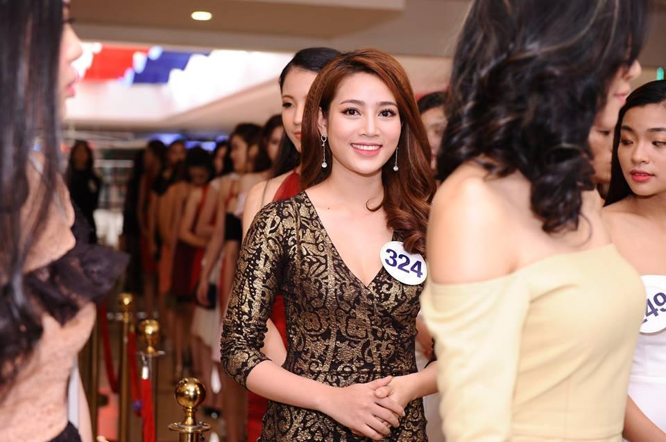 Quán quân Next Top 2015 Hương Ly bất ngờ dự thi Hoa hậu Hoàn Vũ Việt Nam-10