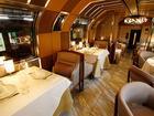 Khám phá nội thất sang chảnh trong tàu du lịch của giới siêu giàu