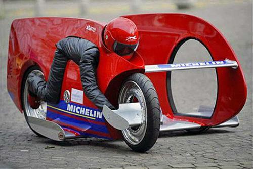 Top 10 mẫu xe môtô kì quặc nhất hành tinh (P2)-5