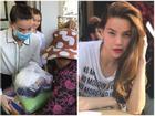 Bị chỉ trích đeo khẩu trang làm từ thiện, Hồ Ngọc Hà nổi đóa: 'Thích thì tay đôi xem ai hơn ai'